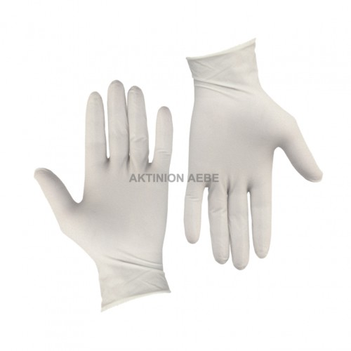 LATEX GLOVES SMALL (PACK OF 100)