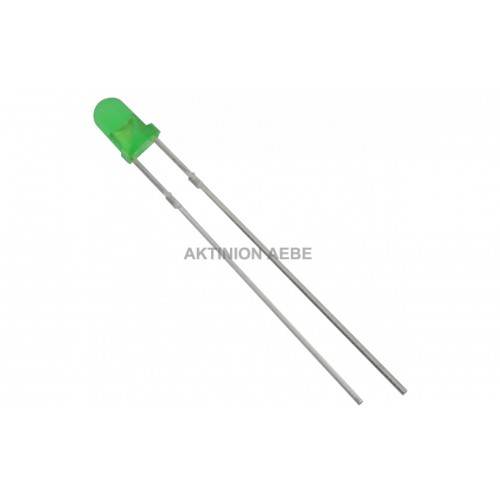 led 3mm green
