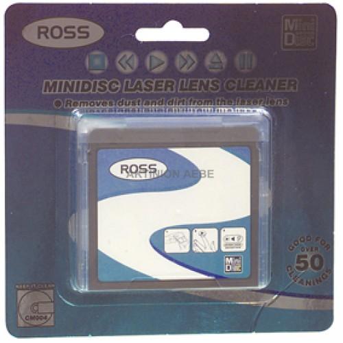 Καθαριστικό για MINI-DISC ROSS CM004