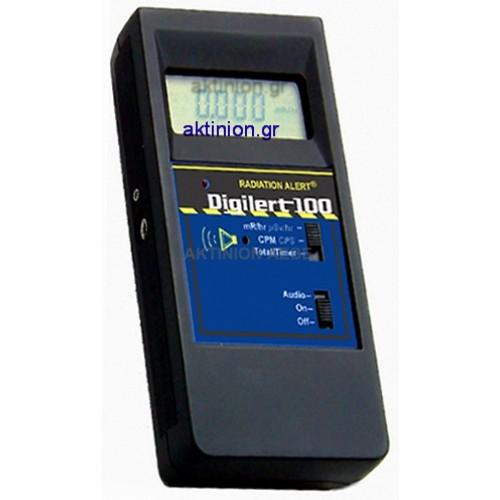 RADIATION COUNTER RADALERT-DIGILERT 100