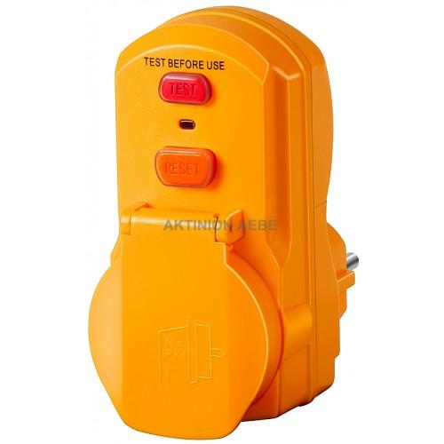Αυτόματος διακόπτης προστασίας από ηλεκτροπληξία Φωτισμός - Ηλεκτρολογικά