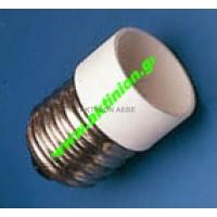 ΠΡΟΣΑΡΜΟΓΕΑΣ ΝΤΟΥΙ E27>E14 Φωτισμός - Ηλεκτρολογικά
