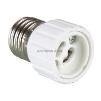 ΠΡΟΣΑΡΜΟΓΕΑΣ ΝΤΟΥΙ E27>GU10 Φωτισμός - Ηλεκτρολογικά