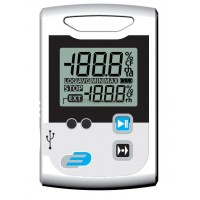 TFA 31.1039 DATA LOGGER FOR TEMPERATURE Test and measuring