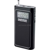 DIGITAL RADIO DAEWOO DRP-125