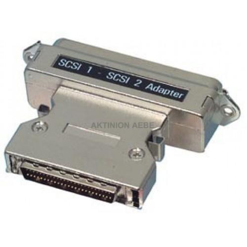 Adaptor SCSI FULL TO HALF PITCH GC-C50FDB50M
