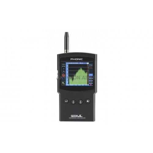 AUDIO SPECTRUM ANALYZER PHONIC PAA-3X