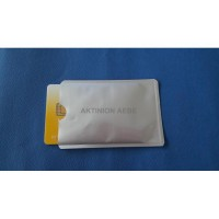 RFID BLOCKER FOR CREDIT CARDS