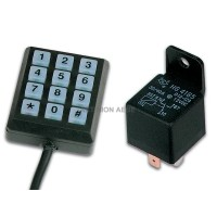 SP150 IGNITION CUT-OFF SYSTEM WITH ILLUMINATED KEYPAD