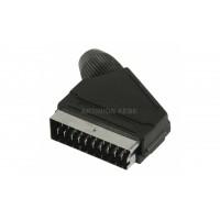Βύσμα SCART για κόλληση VLVP31990B