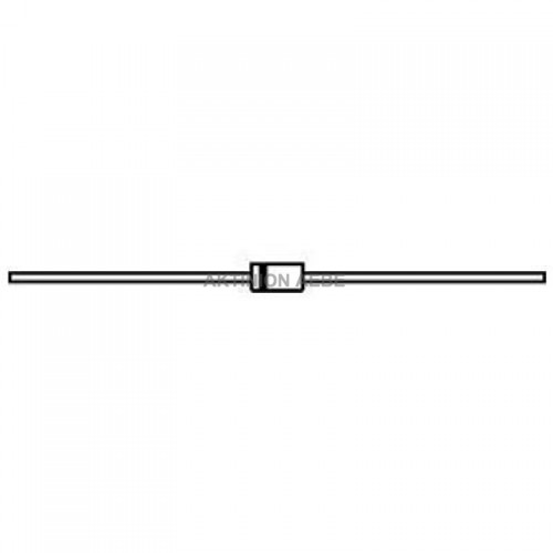 zener diode 4.3volt 1,3w