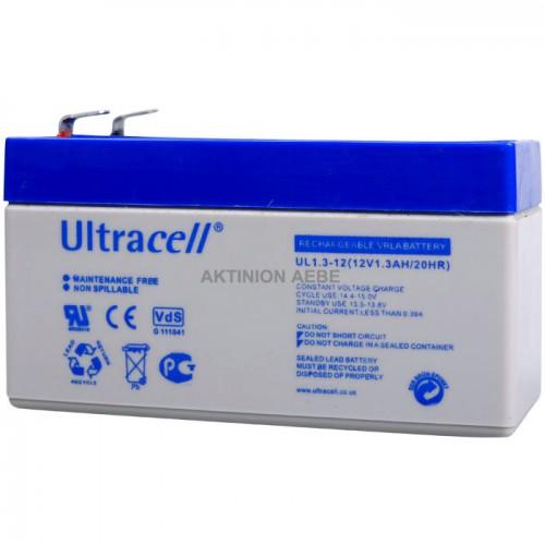 12V 1.3AH Μπαταρίες - Energy