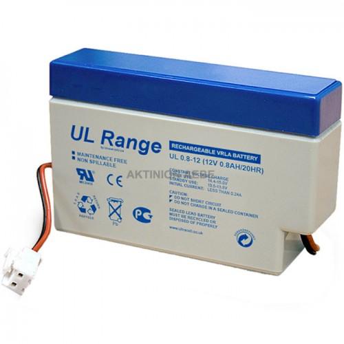 12V 0.8AH Μπαταρίες - Energy