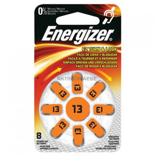 ENERGIZER ZINC AIR 13-8P/8ΤΕΜ