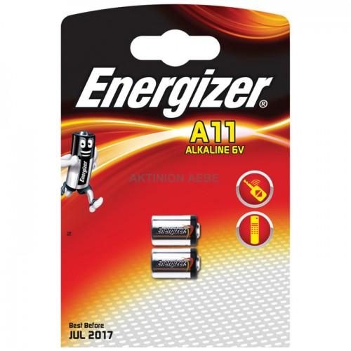 ENERGIZER E11A/2ΤΕΜ Μπαταρία λιθίου/photo Energizer E11A