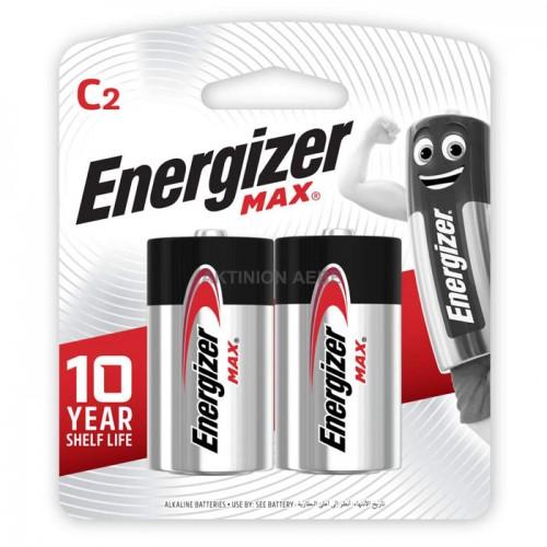 ENERGIZER C-LR14/2TEM Αλκαλικές μπαταρίες Εnergizer MAX