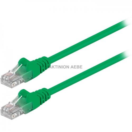 Καλώδιο δικτύου CAT 5 UTP 0,5m 68338