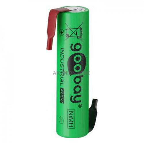 55653 Επαναφορτιζόμενη μπαταρία 1.2V 800mAh AAA (Micro) Ni-MH με λαμάκια