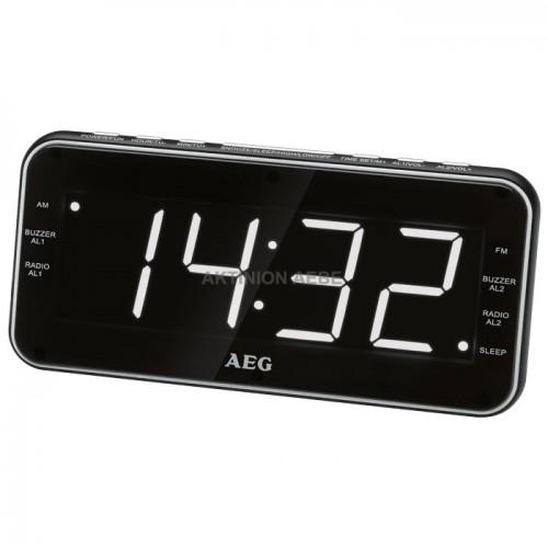 Ρολόι / Ξυπνητήρι / Ραδιόφωνο με οθόνη LED MRC 4157