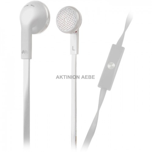 MELICONI MYSOUND SPEAK FLAT 497395 Ακουστικά με μικρόφωνο
