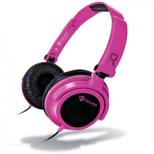 MELICONI 497437 MYSOUND Στερεοφωνικά ακουστικά με μικρόφωνο