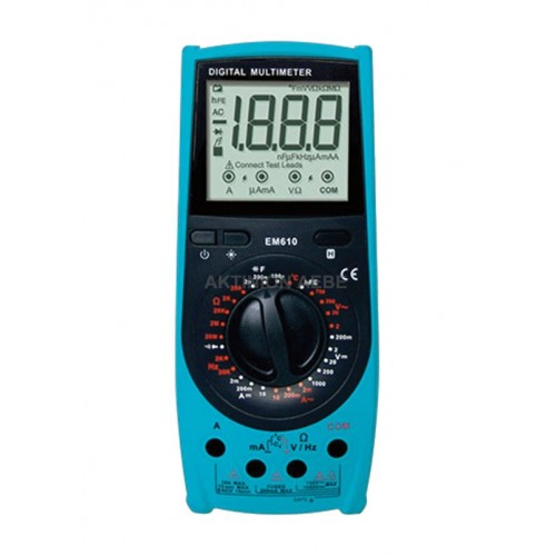 EM-610 ΠΟΛΥΜΕΤΡΟ Όργανα Μέτρησης & Ανίχνευσης