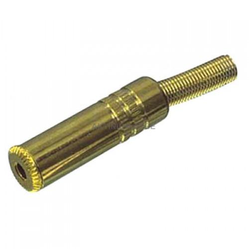 Bύσμα 3,5mm mono θηλυκό  JC-130