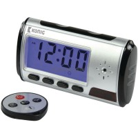 SAS-DVRD CD10 Ρολόι με κρυφή κάμερα Spy gadgets
