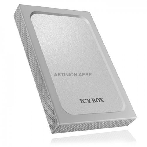 IB-254U3 Εξωτερική θήκη αλουμινίου για σκληρούς δίσκους HDD & SSD 2.5 SATA