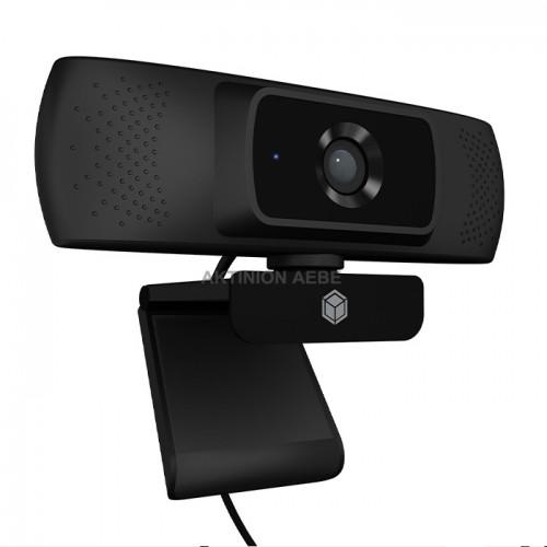 IB-CAM301-HD Web Camera Full HD 1080P με δύο ενσωματωμένα πολυκατευθυντικά μικρόφωνα