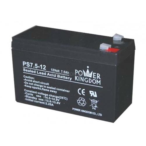 PS7.5-12 ΜΠΑΤΑΡΙΑ ΜΟΛΥΒΔΟΥ Μπαταρίες - Energy