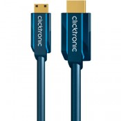 Cables HDMI micro & mini