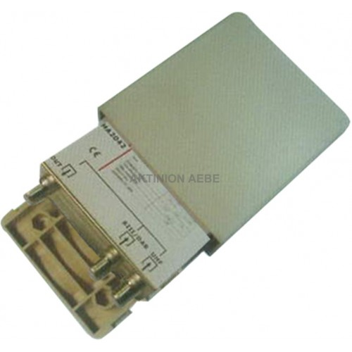 Ενισχυτής ιστού VHF 28dB UHF 34dB MA-2042