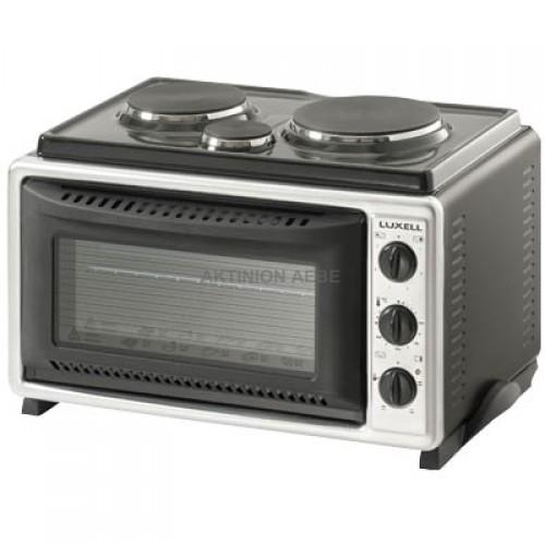 Ηλεκτρικό κουζινάκι LUXELL LX 3663