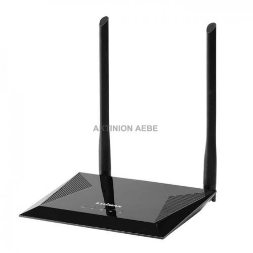EDIMAX BR-6428NS V5 Δικτυακή συσκευή 5σε1 Router Access Point Range Extender Wi-Fi Bridge & WISP