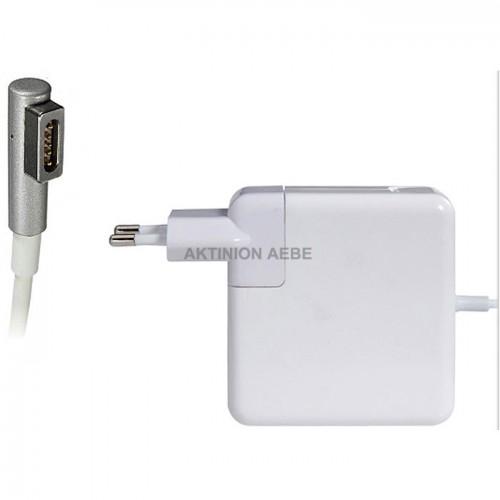 AKYGA AK-ND-16 Τροφοδοτικό για laptop Apple 18.5V 4.6A 85W με βύσμα MagSafe L