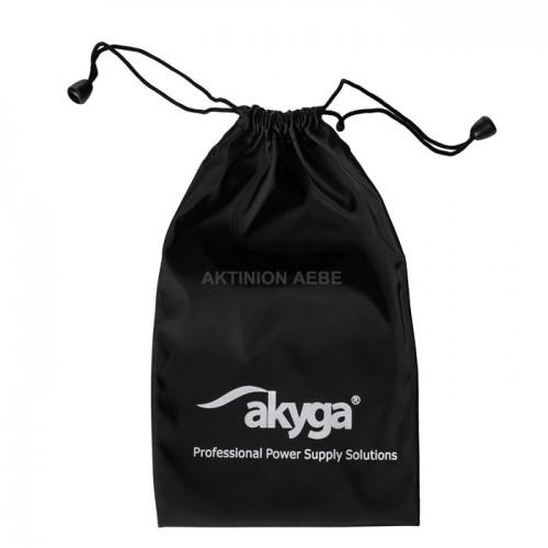 AKYGA AK-AC-01 Προστατευτική τσάντα αποθήκευσης και μεταφοράς για τροφοδοτικό laptop