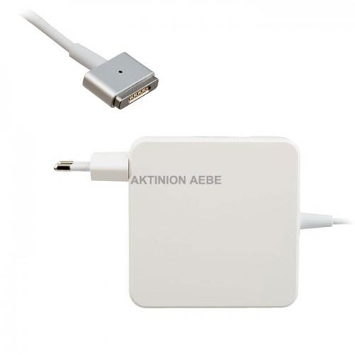 AKYGA AK-ND-65 Τροφοδοτικό για laptop Apple 20V 4.25A 85W με βύσμα MagSafe 2