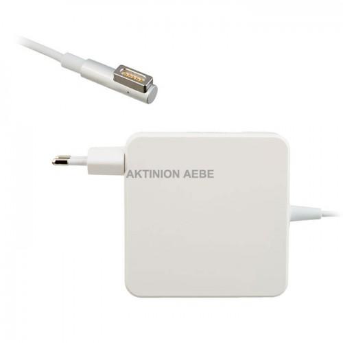 AKYGA AK-ND-62 Τροφοδοτικό για laptop Apple 14.5V/3.10A 45W με βύσμα MagSafe L