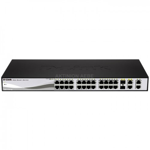 SWITCH D-LINK DGS-1210-28 RACK MOUNTED