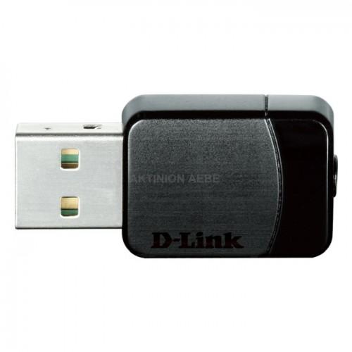 Wi-Fi USB Adapter AC600 MU-MIMO D-LINK DWA-171