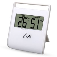 Digital indoor thermo-hygrometer LIFE WES-102