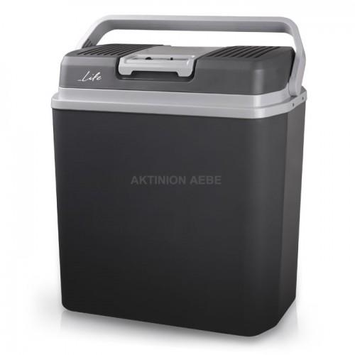 LIFE CB-001 Ηλεκτρικό φορητό ψυγείο 24L 12V & 220V