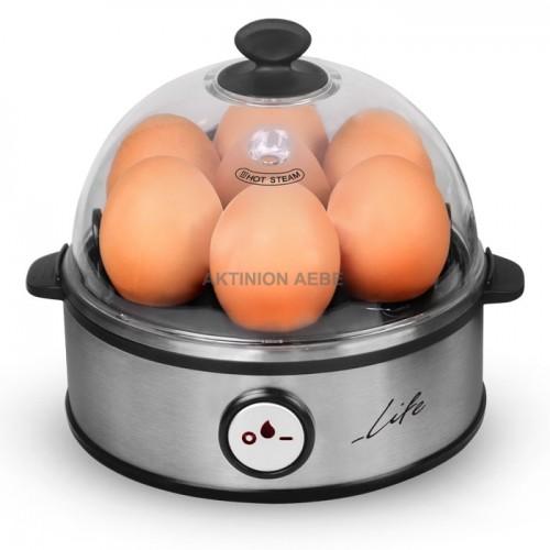 LIFE 7EGGS Βραστήρας αυγών 7 θέσεων 360W