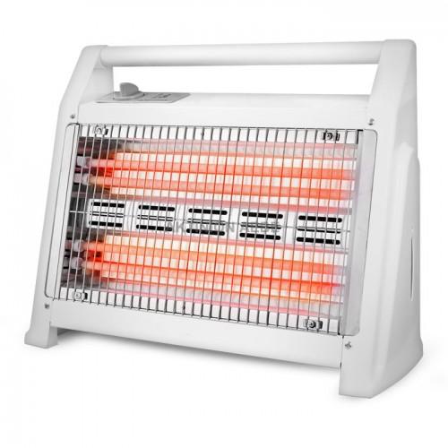 LIFE Q-HEAT Ηλεκτρική θερμάστρα χαλαζία 1200W
