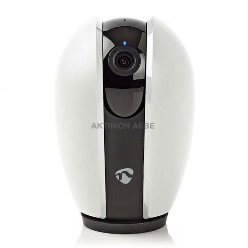 NEDIS WIFICI20CGY WiFi Smart IP κάμερα Pan Tilt HD 720p