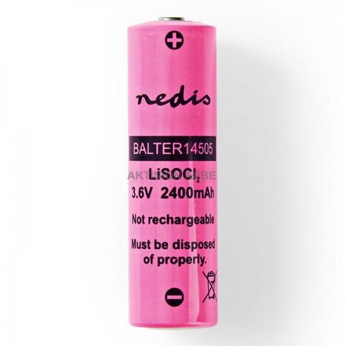 NEDIS BALTER14505 Μπαταρία Lithium Thionyl Chloride AA 3.6V 2400mAh