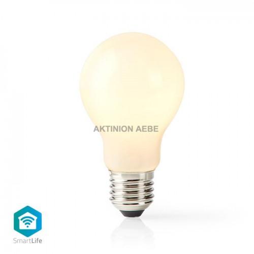 Wi-Fi Smart LED Bulb E27 5W NEDIS WIFILF11WTA60