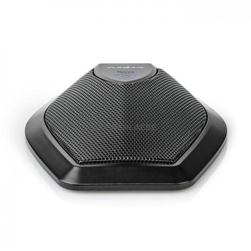 NEDIS MICCU100BK Ενσύρματο πολυκατευθυντικό μικρόφωνο κατάλληλο για τηλεδιασκέψεις