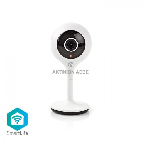 NEDIS WIFICI05WT Wi-Fi Smart IP camera HD 720p με τροφοδοσία μέσω USB
